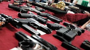 California está armada: la cuarta parte de los adultos tiene al menos un arma de fuego
