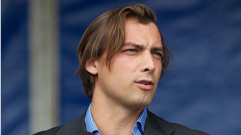 Thierry Baudet, el nuevo rostro de la extrema derecha holandesa que publica desnudos en Instagram
