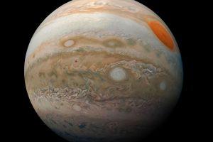 Juno: la espectacular imagen de Júpiter como nunca antes lo habías visto