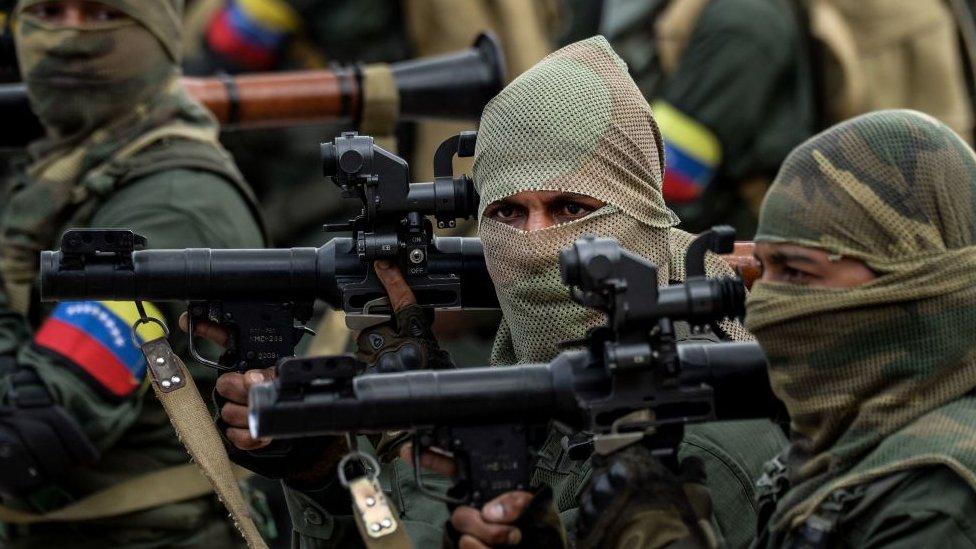 Las armas que Rusia le vendió a Venezuela y qué tienen que ver con los aviones militares rusos que llegaron a Caracas