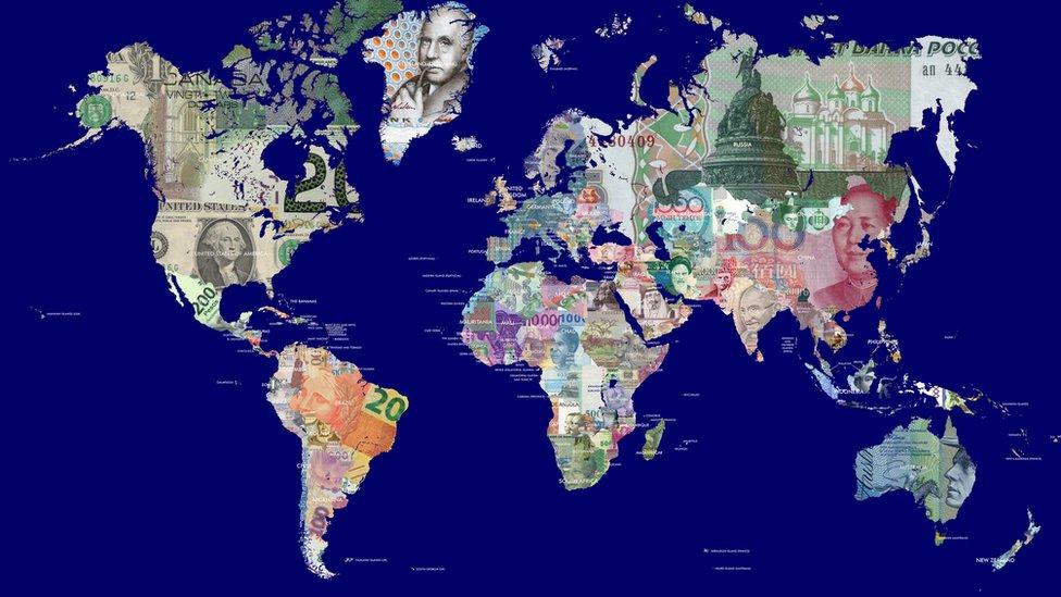 Cuál es el país de América Latina con más multimillonarios y cómo se compara la región con el resto del mundo