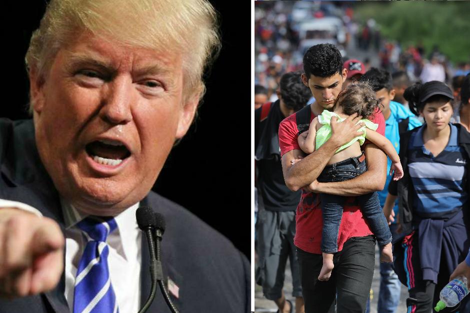 """Trump anunció un acuerdo para frenar la llegada de migrantes. Ahora su asesor lo niega: """"Se ha tergiversado"""""""