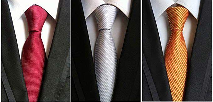 5 sets de corbatas por menos de $20 para vestir bien sin gastar mucho dinero
