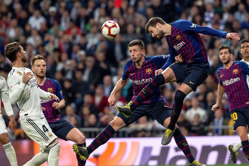 Barcelona cambió la historia de El Clásico por primera vez en 87 años
