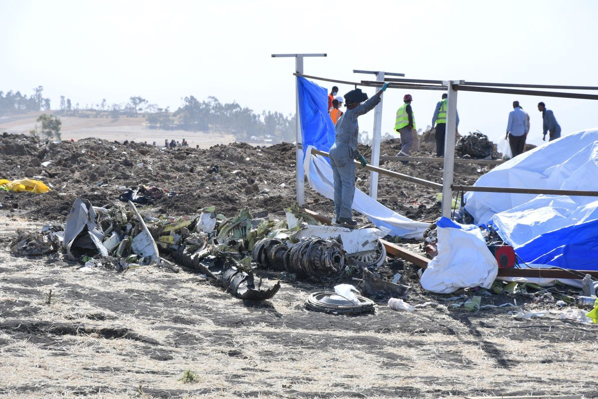 Hallan similitudes entre el accidente de Ethiopian Airlines con la tragedia de Lion Air