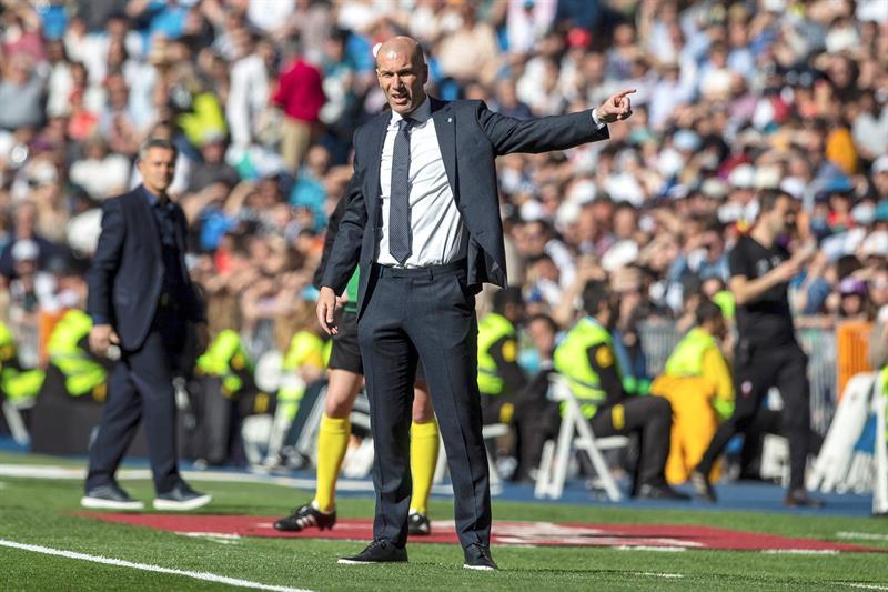 Zinedine Zidane se reestrena, Real Madrid es otro y así lo demostró