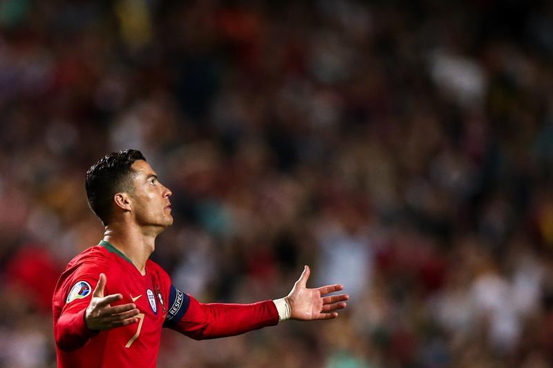 La Champions League está en riesgo para Cristiano Ronaldo