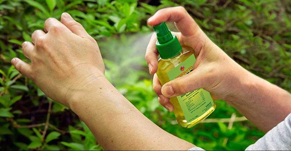 Los 5 mejores repelentes de mosquitos para pieles sensibles