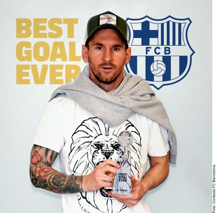 Gol de Messi ante Getafe es elegido el mejor en la historia del Barcelona ¡revívelo!