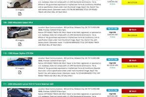 ¿Por qué vale la pena comprar un auto 'salvaged' o salvado en una subasta?