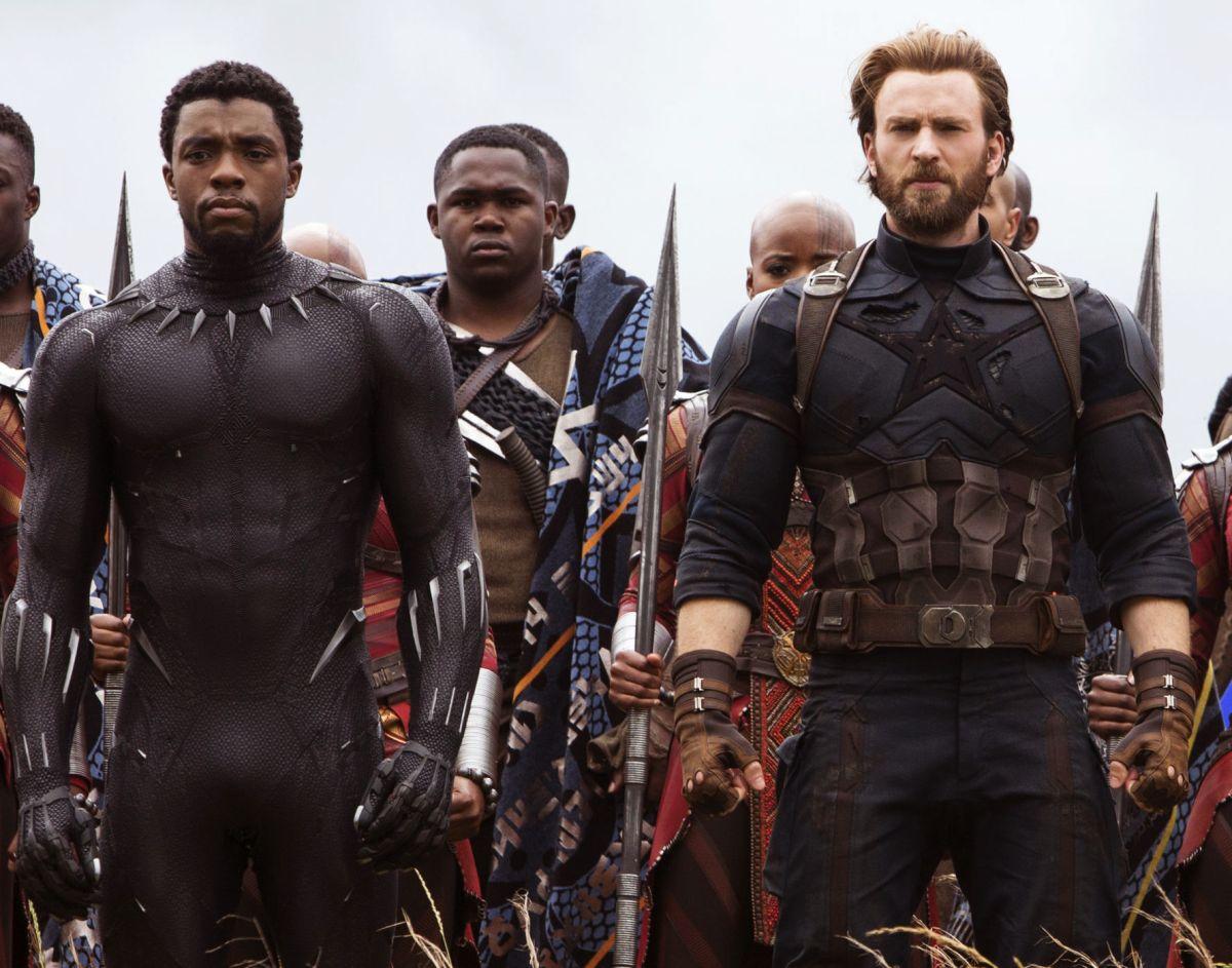 Todas las películas de Marvel para ver en Netflix