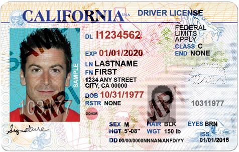 Cómo renovar la licencia de conducir por Internet en California