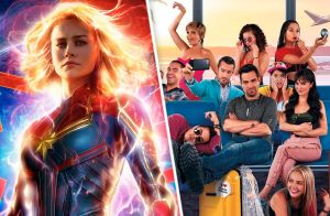 'No Manches Frida 2' y 'Captain Marvel' triunfan en taquilla de USA