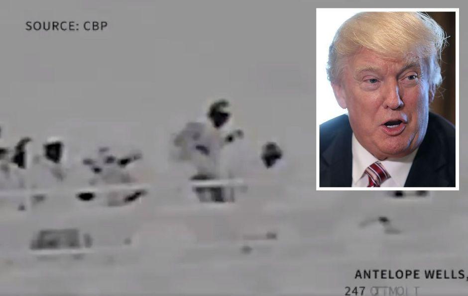 El video sobre inmigrantes con el que Trump defiende su emergencia nacional