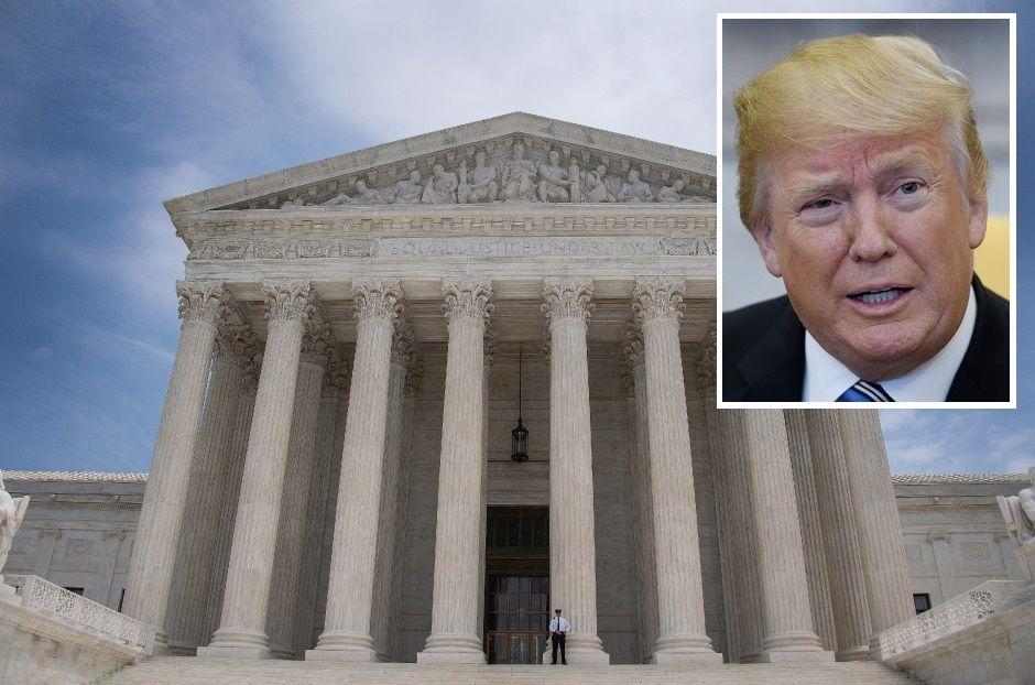 Corte Suprema otorga a Trump importante triunfo contra inmigrantes