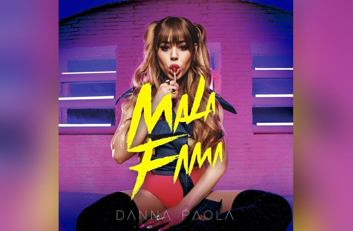 Danna Paola aborda su 'mala fama' donde menciona a Maluma y a Ozuna