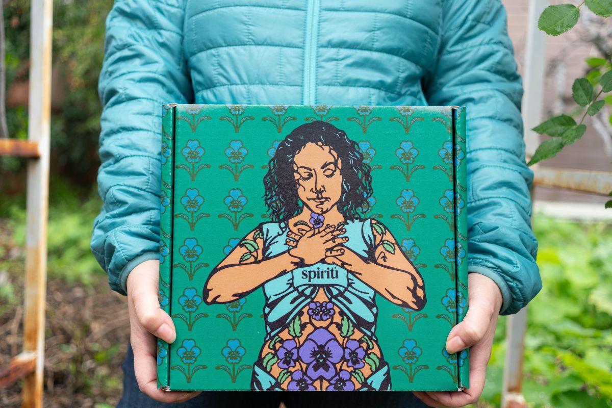 Ya llegó la caja Spiritú Primavera 2019