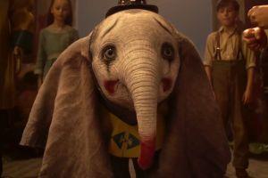 El clásico de Disney, 'Dumbo', llega al cine con una nueva versión