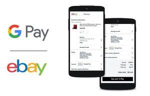 eBay permitirá hacer pagos con Google Play