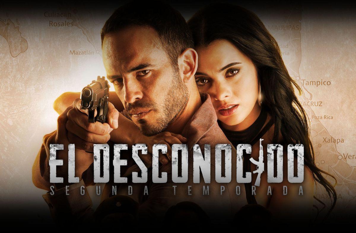 """La segunda temporada de """"El Desconocido"""" estrena el 17 de marzo por CineLatino"""