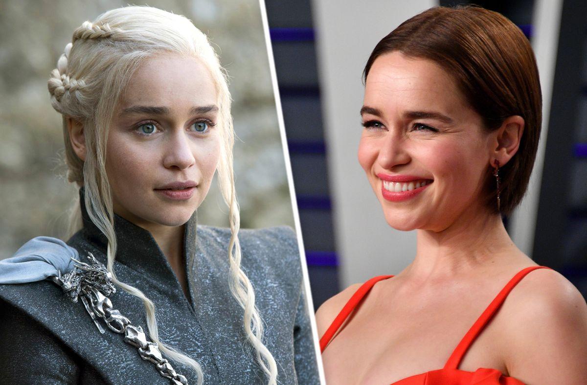 Emilia Clarke desvela a quién pertenecía el famoso vaso de café que se coló en una escena de 'Juego de Tronos'