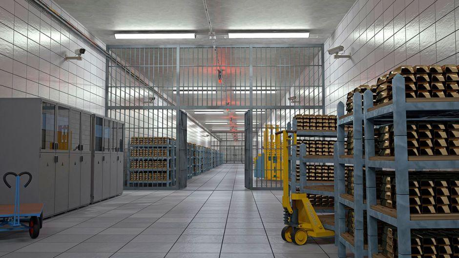 Ahí se guardan 5,000 toneladas de oro y otros datos que te sorprenderán de Fort Knox