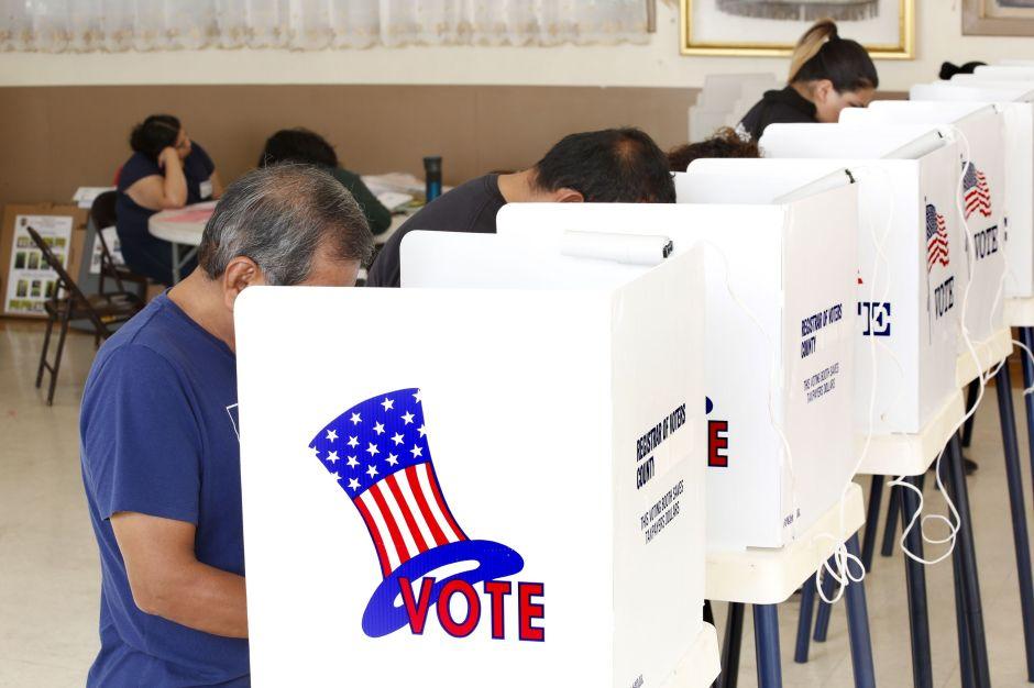 Una nueva forma de votar en el condado de Los Angeles
