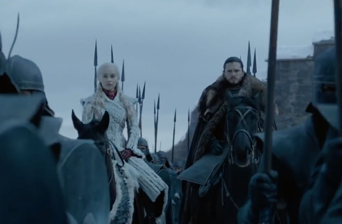 """La última temporada de """"Game of Thrones"""""""