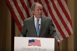 """George W. Bush: """"La inmigración es una bendición y una fortaleza"""""""