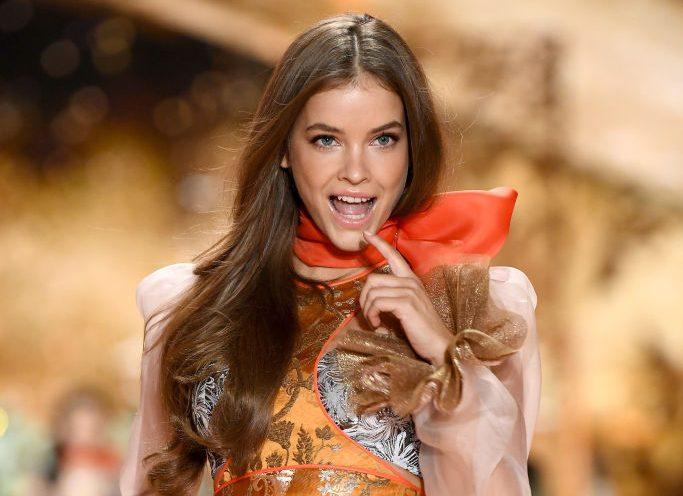 Victoria's Secret desata polémica al presentar a Barbara Palvin como modelo 'plus size'