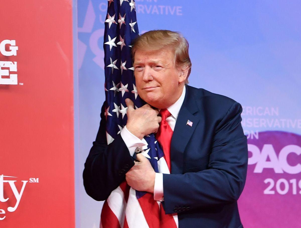 Trump se burla de los demócratas y de la investigación del Rusiagate
