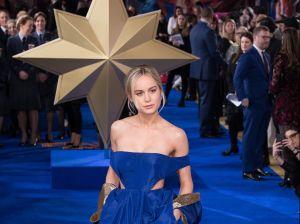 """Hollywood espera la llegada de """"Captain Marvel"""" como maná del cielo"""