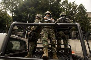 Marina mexicana es mucho más letal contra miembros de cárteles; ataca sin misericordia