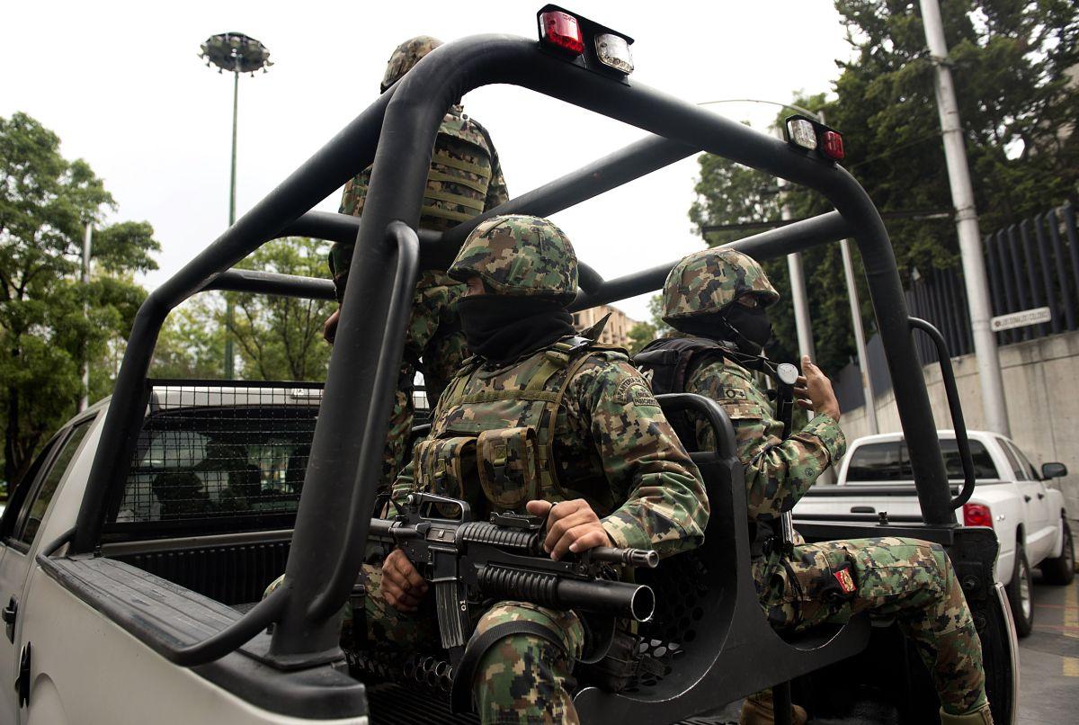 """El marine de Estados Unidos que trató de ser un sucesor de """"El Chapo"""" en México"""