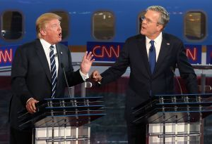 Jeb Bush llama a los republicanos a rebelarse contra Trump en 2020