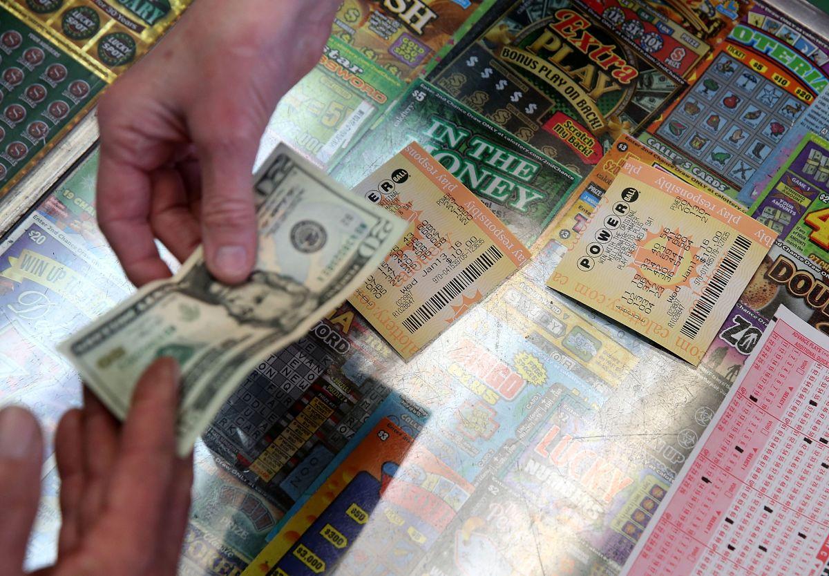 El premio mayor de Powerball se acerca a los premios más grandes de la lotería en Estados Unidos