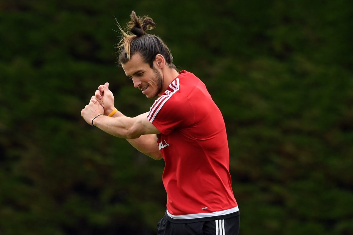¡Nuevo berrinche! Gareth Bale se fue del estadio antes de que terminara el partido contra el Galatasaray