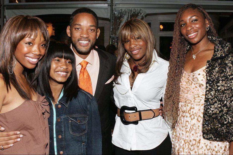 Will Smith interpretará en el cine al padre de Venus y Serena Williams