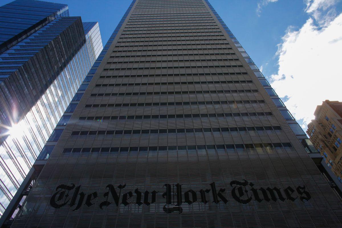 """El New York Times quiere experimentar con el """"blockchain"""", según medio"""