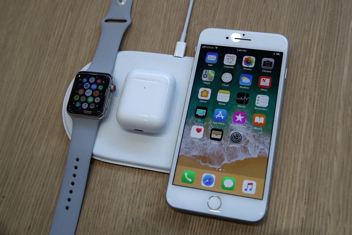 Filtran el prototipo y características del nuevo AirPower de Apple