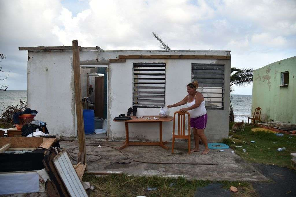 La ayuda para reconstruir Puerto Rico es insuficiente.
