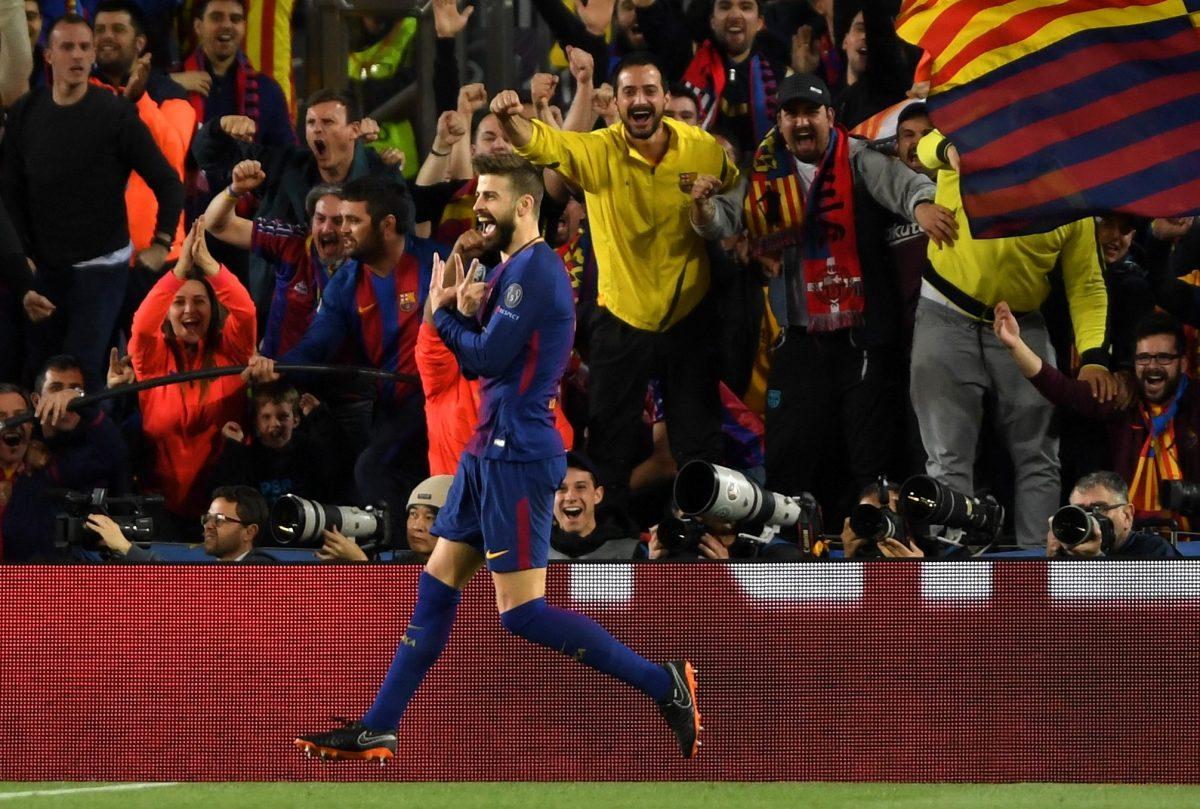 Sin Xavi pero con Piqué la selección de Cataluña recibe a Venezuela este lunes