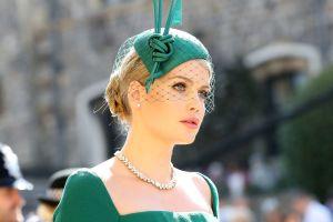 Lady Kitty Spencer, la sobrina de la princesa Diana, opaca la popularidad de Meghan Markle y Kate Middleton