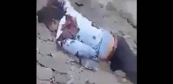Sicarios de La Familia Michoacana en Guerrero celebran en video la ejecución a tiros de rivales