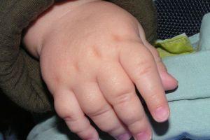 El bebé asesinado que tenía lágrimas congeladas; al fin se resolvió el misterio