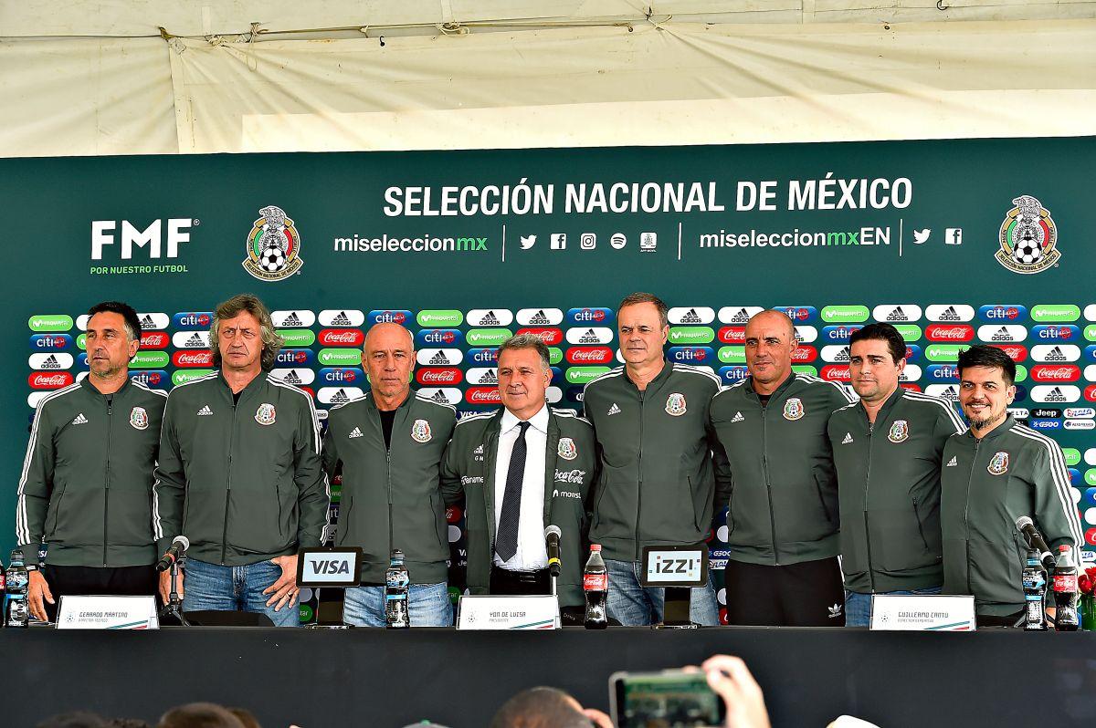 """El nuevo """"insoportable"""" de la Selección Mexicana y no es Martino ¿de quién se trata?"""