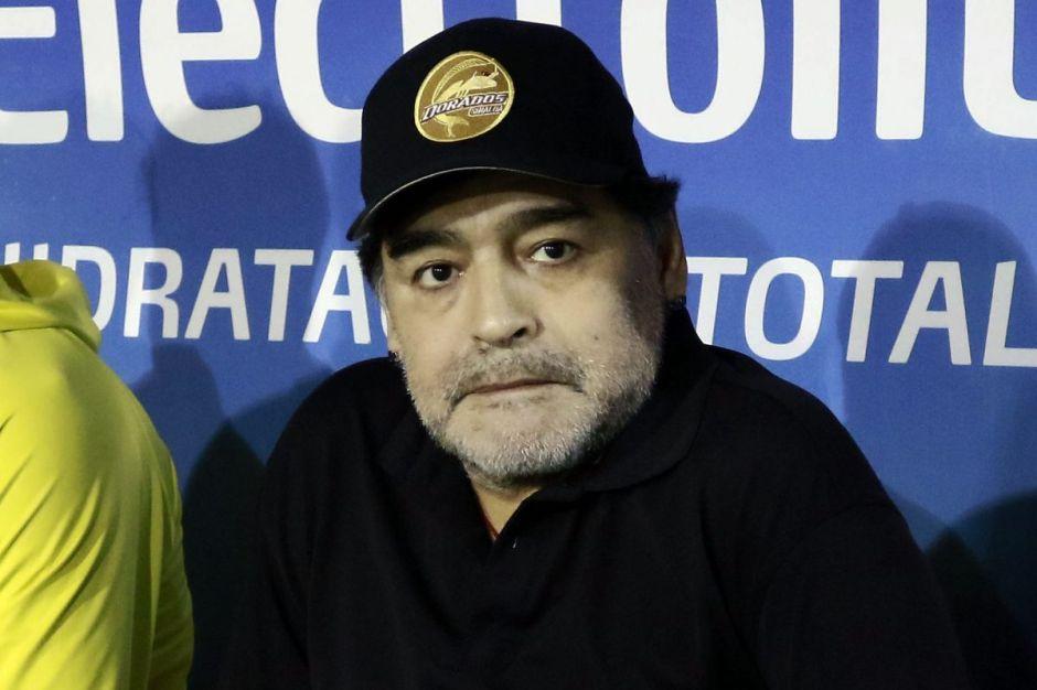 """Maradona destruye a la selección argentina: """"No veo películas de terror"""""""