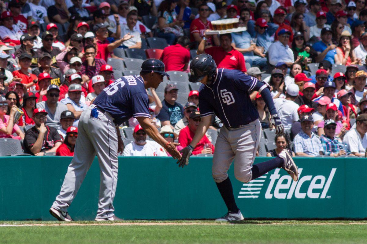 Los Padres de San Diego aniquilaron por partida doble a los Diablos Rojos en México
