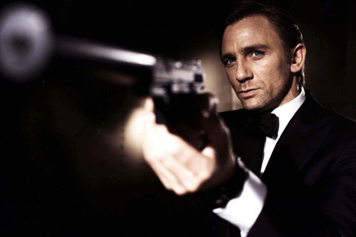 """Daniel Craig en el papel del 007, en """"Casino Royale""""."""