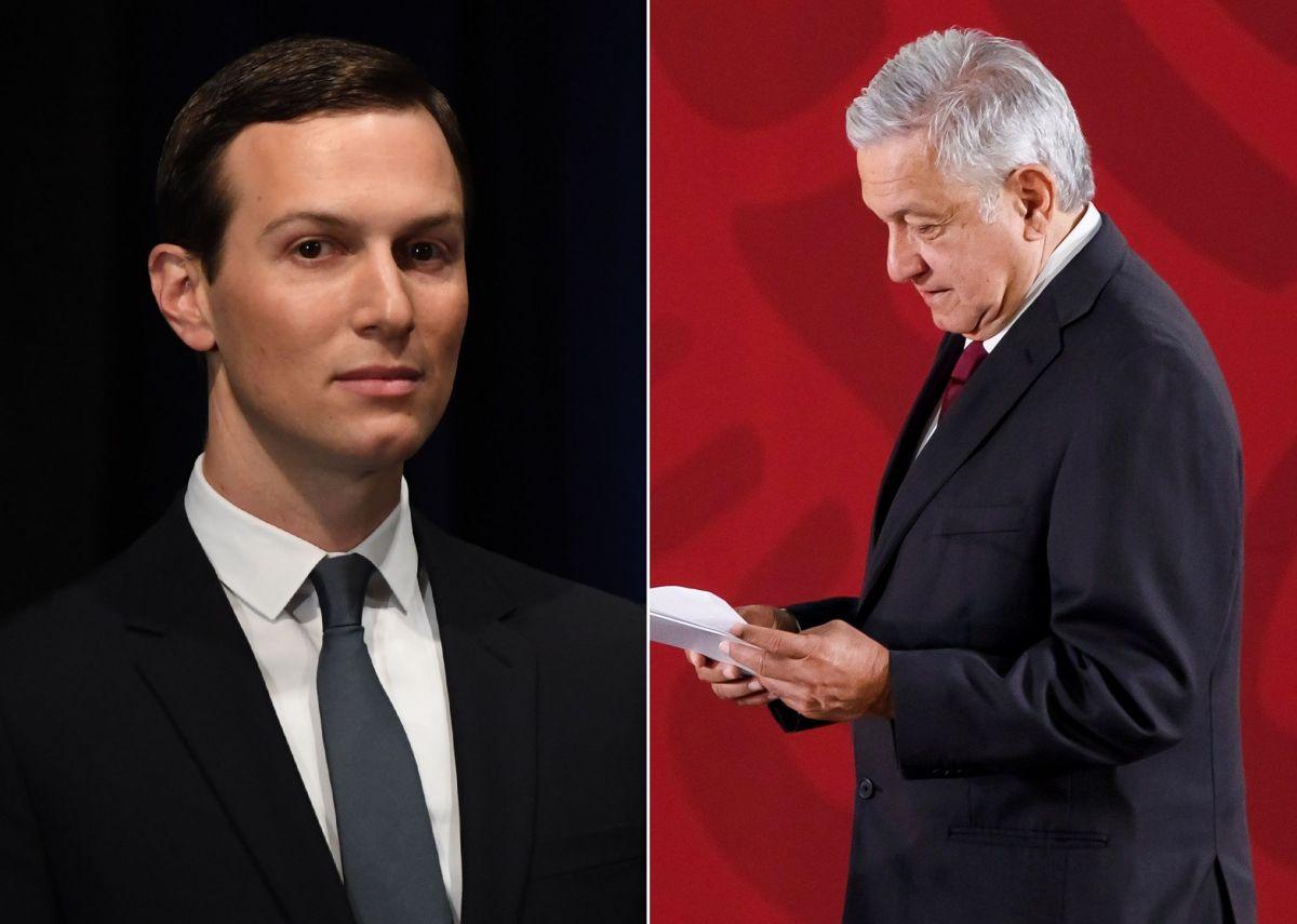 Jared Kushner quiso presionar al presidente mexicano López Obrador sobre asuntos migratorios.